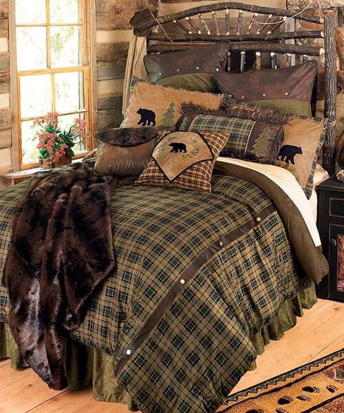 Alpine Bear Bedding