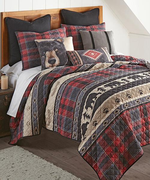 Black Bear Bedding