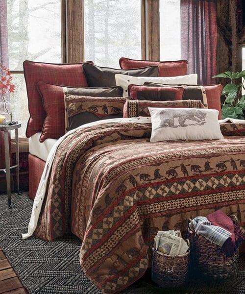 Cascade Lodge Bedding
