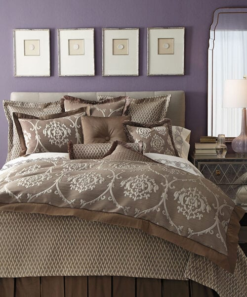 Brown Bedding