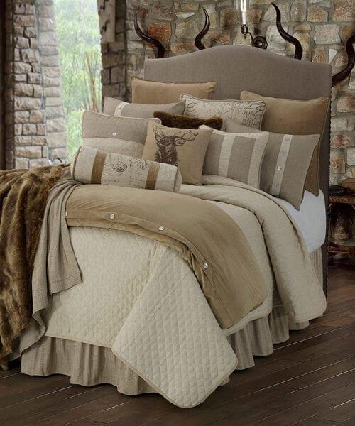 Fairfield Rustic Bedding