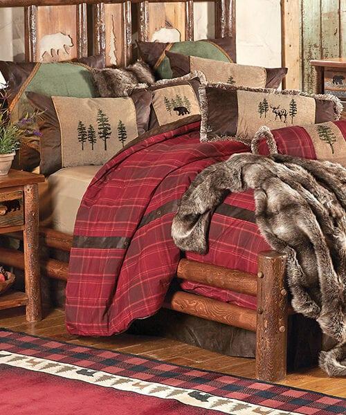 Highlands Cabin Bedding