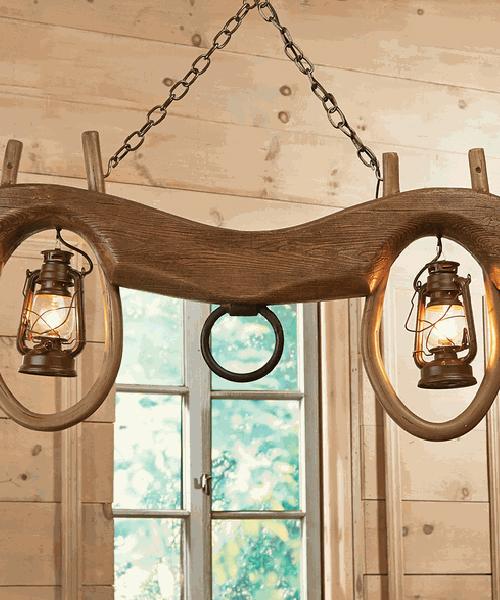 Ox Yoke Old West Lighting