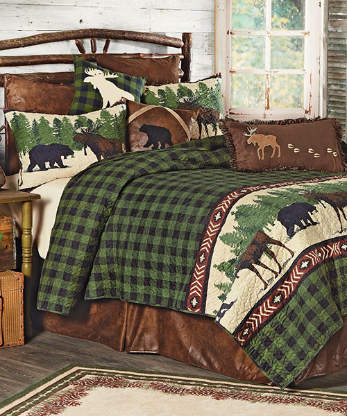 Timberline Rustic Quilts