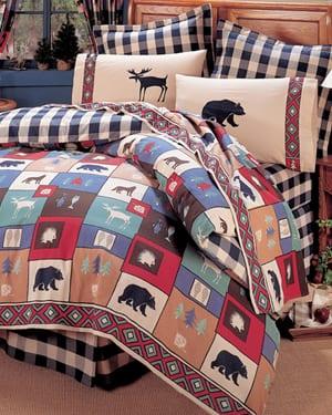 Wildlife Bedding