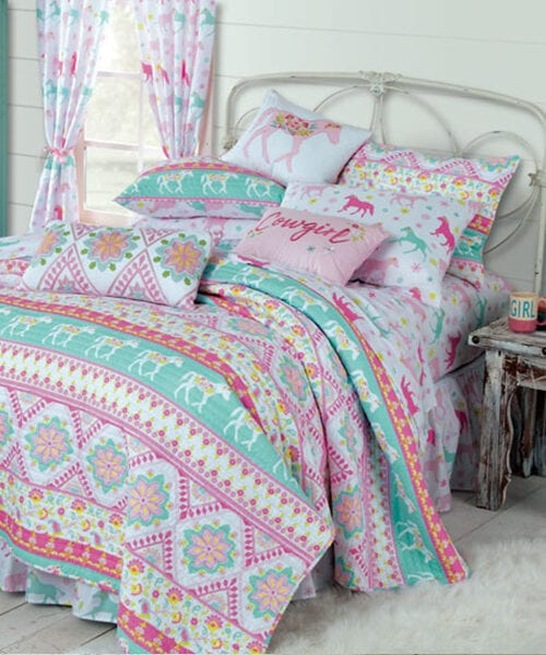 Cowgirl Comforter Collection
