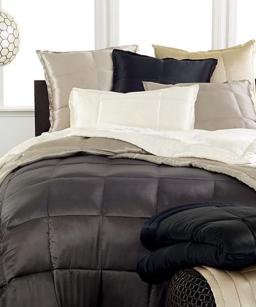 DKNY Silk Bedding   Donna Karan Silk Quilt