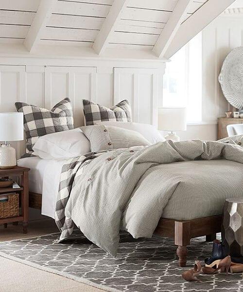 Wheaton Stripe Duvet Cover