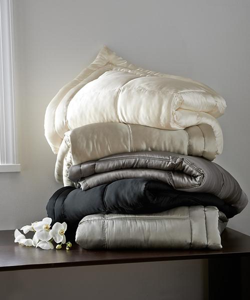 DKNY Silk Bedding