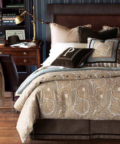 Eastern Accents Duvet Cover - Powell