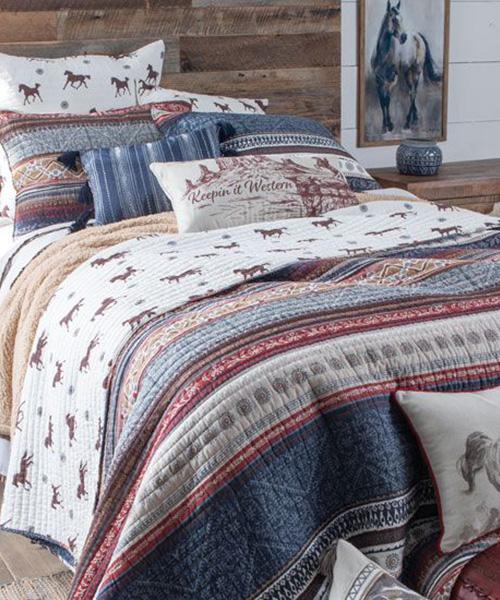 Kid's Western Bedding