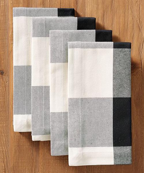 Assorted Printed Napkins