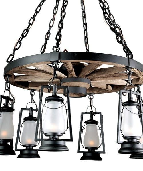 Sutters Mill Lighting