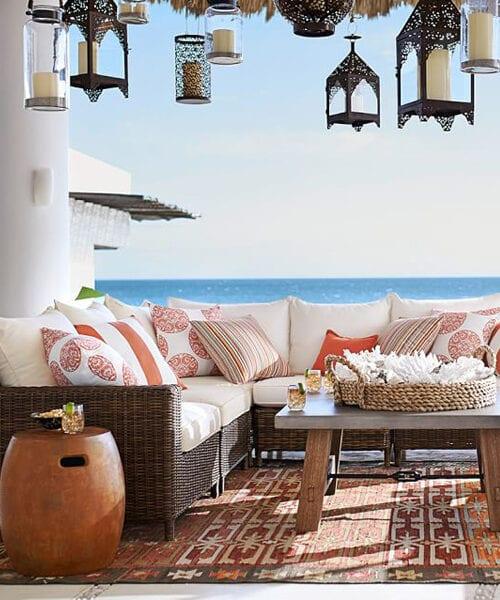 Torrey Wicker Outdoor Furniture