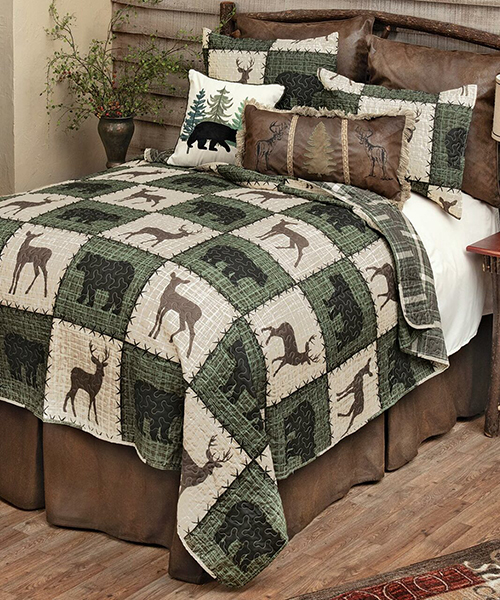 Forest Lodge Bedding