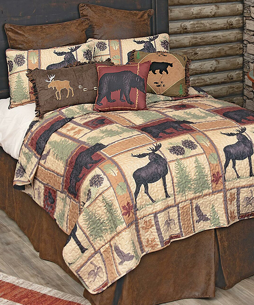 Wilderness Bedding