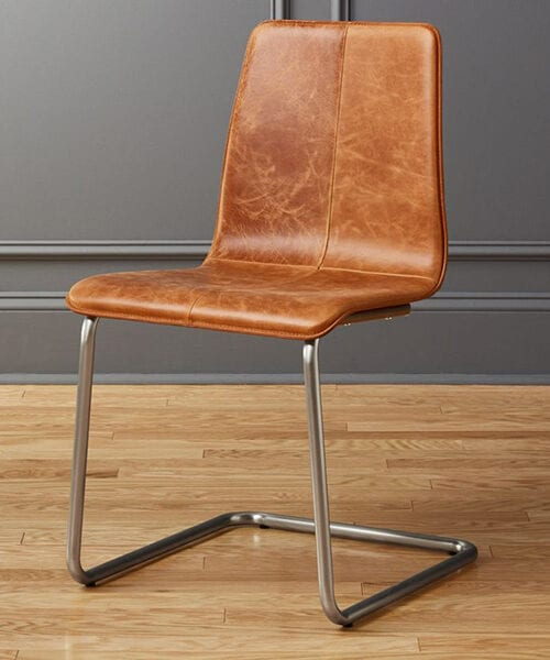 Pony Leather Chair