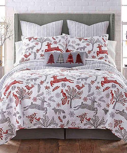 Reindeer Bedding