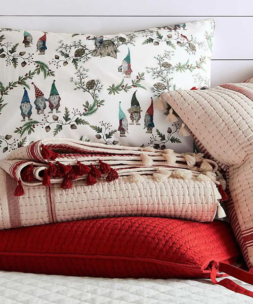 Forest Gnome Bedding