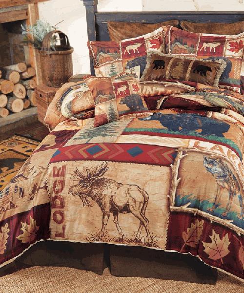 Highland Hills Lodge Bedding