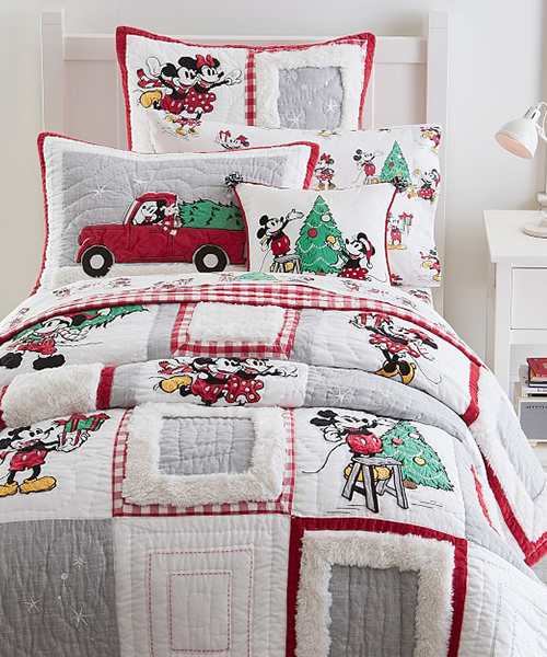 Kids Holiday Quilt