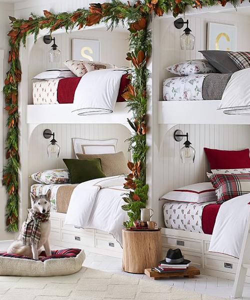 Snowman Flannel Bedding