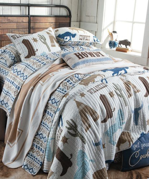 Little Cowboy Bedding