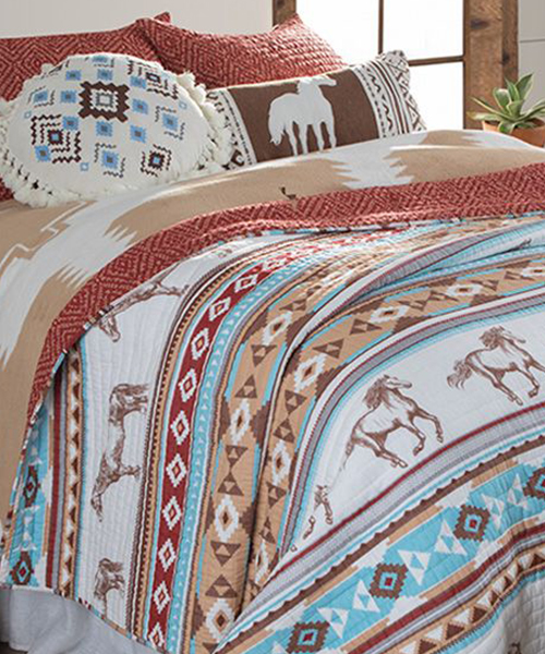 Cross Creek Horse Themed Bedding
