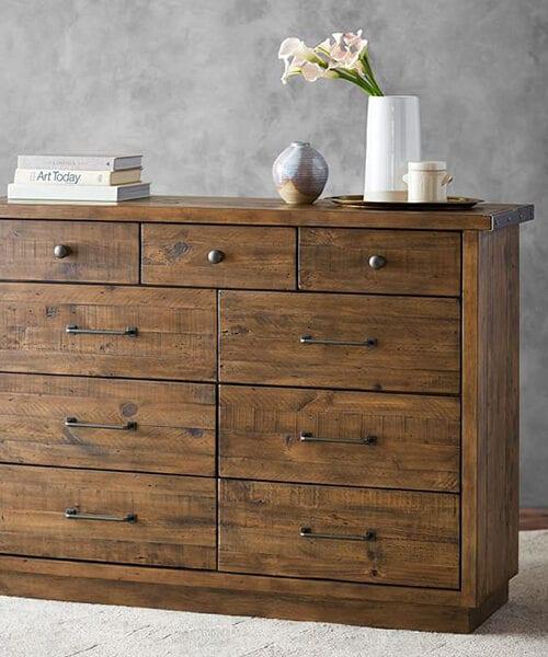 Reclaimed Wood Dresser