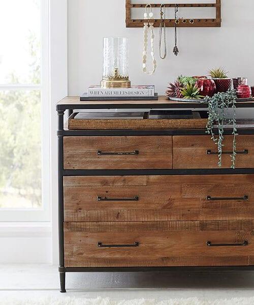 Juno Reclaimed Dresser | Reclaimed Wood Furniture