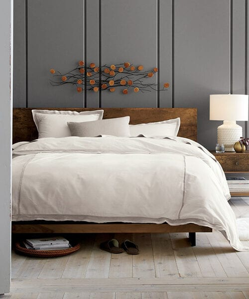 Atwood Reclaimed Wood Bed
