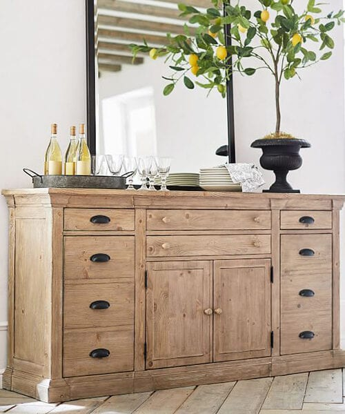Lucca Reclaimed Wood Buffet