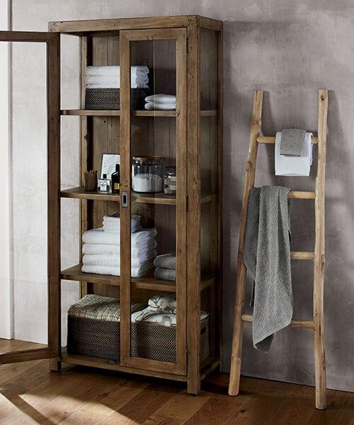 Rustic Bookcase or Storage Unit