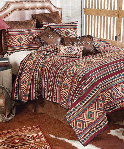 Arizona Rustic Bedding