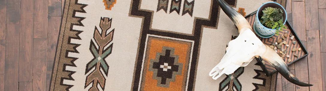 Western Decor | Rustic Rugs