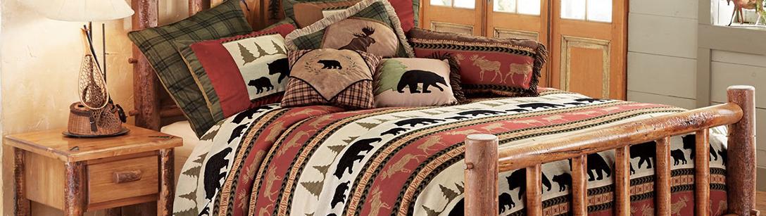 Mountain Bedding