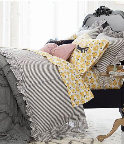 Emily + Meritt Girls Bedding