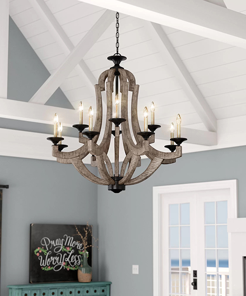 Marcoux Imperial Chandelier