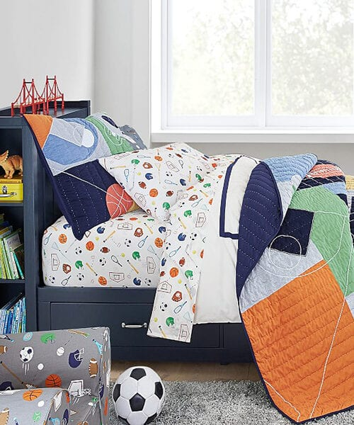 Field Day Sports Quilt