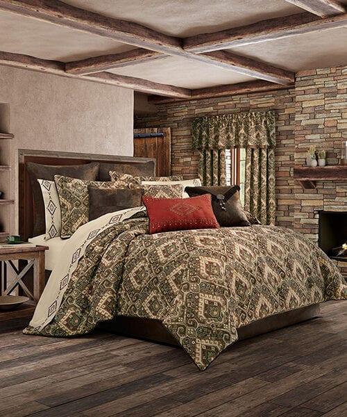 J Queen Taos Bedding