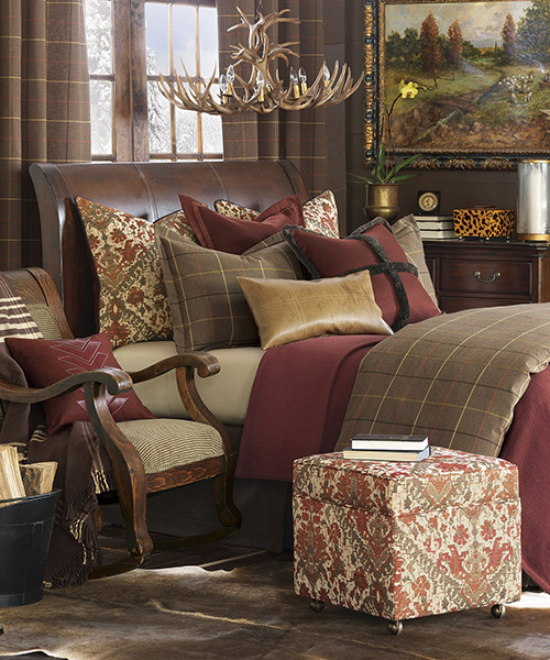 Eastern Accents Alpine Home Bedding
