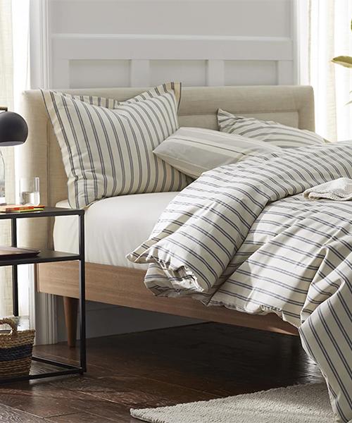 Stripes Modern Duvet Cover