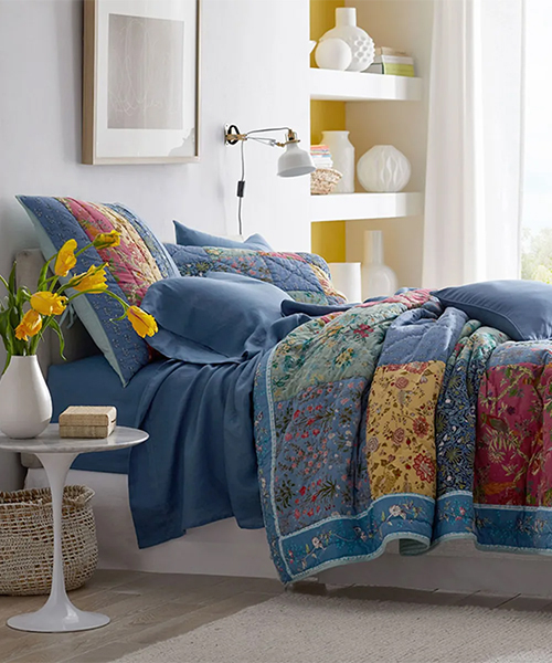 Woodmont Handcrafted Quilt