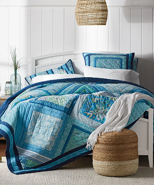 York Handcrafted Quilt
