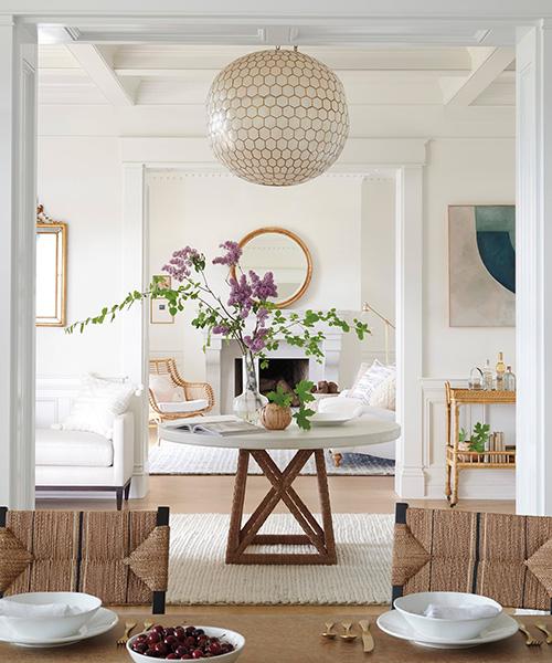 Carson Coastal Dining Room Chairs