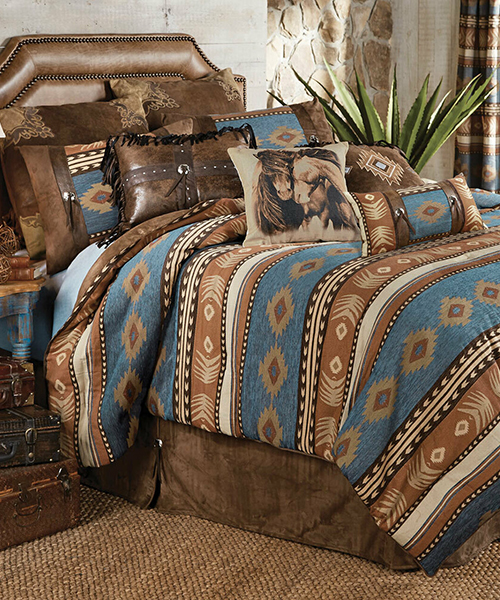 Desert Canyon Bedding