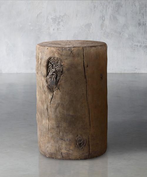 Driftwood Stool
