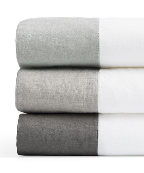 Italian Linen Duvet Cover