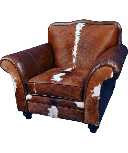 Western Club Chair