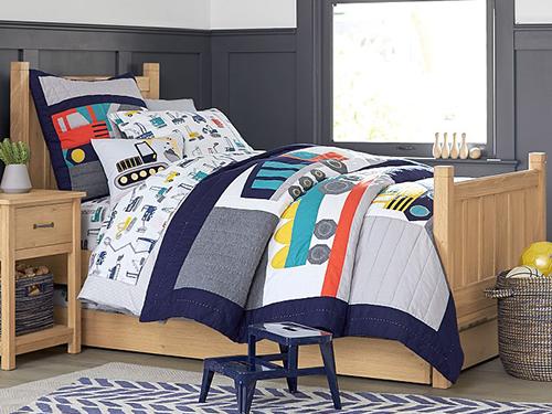 Construction Bedding